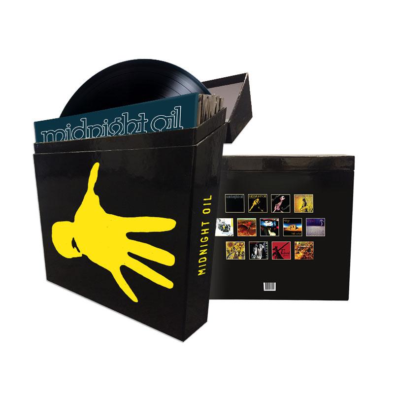 VINYL BOXSET - LTD EDITION