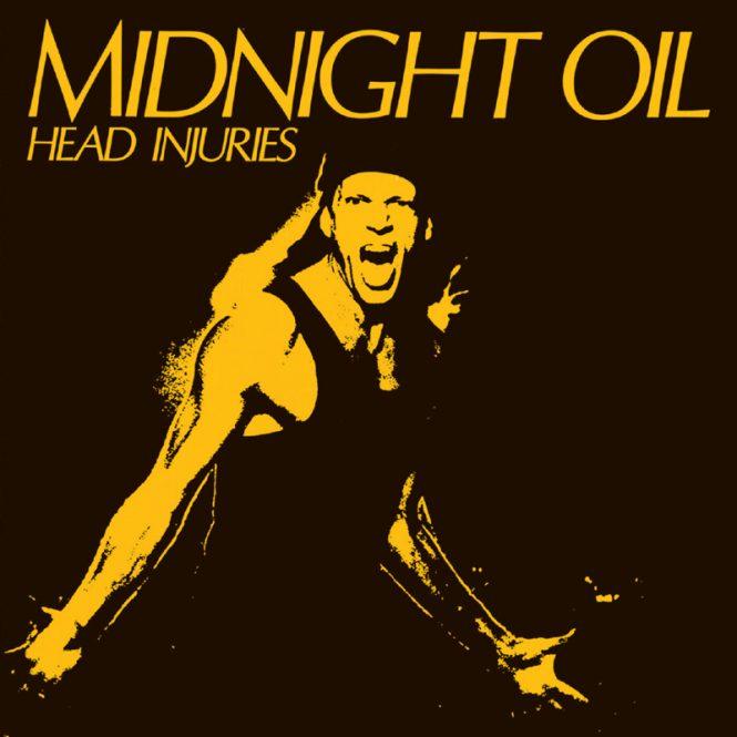 Midnight Oil - Armistice Day